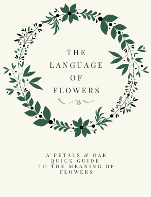 Language of Flowers e-book